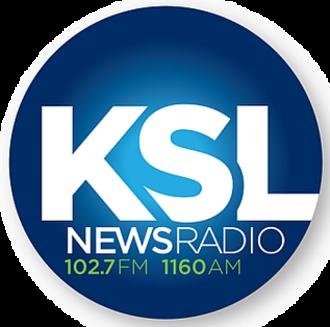 KSL (radio) - Image: KSL Radio Logo