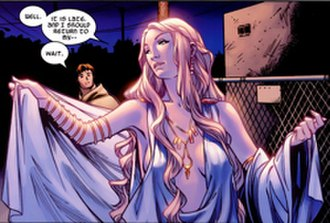 Kelda (comics) - Image: Kelda