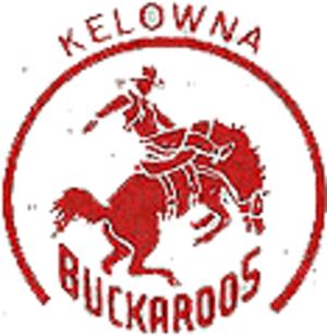 Kelowna Buckaroos - Image: Kelowna Buckaroos