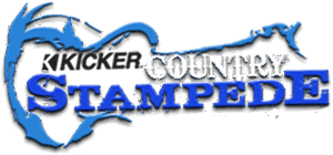 Country Stampede Music Festival - Image: Kicker Country Stampede logo
