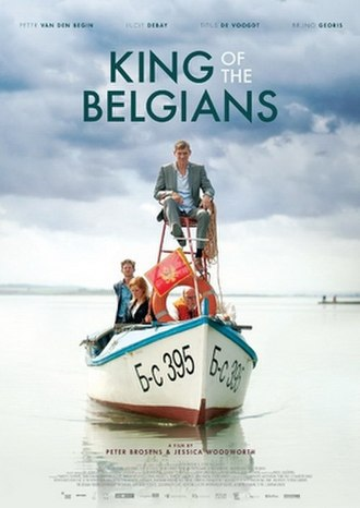 King of the Belgians (film) - Image: King of the Belgians (film)