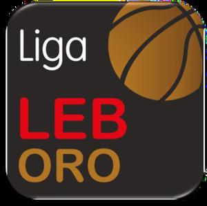 Liga Española de Baloncesto - Image: LEB Oro