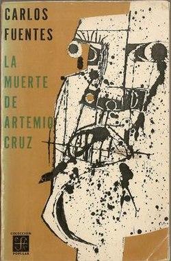 Image result for la muerte de artemio cruz