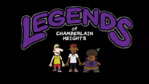 Legends of Chamberlain Heights - Image: Legends of Chamberlain Heights