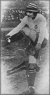 Lily Parr Association footballer