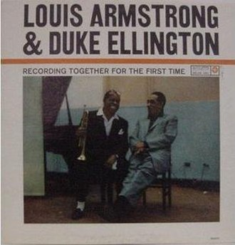 The Great Summit - Image: Louis Armstrong & Duke Ellington Together for the first time