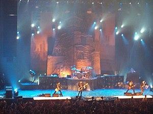 The Black Parade World Tour - Image: MCRB Pset