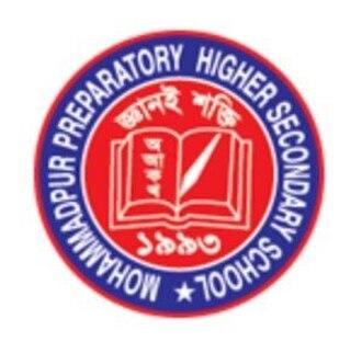 Mohammadpur Preparatory School & College - Image: MPHSS logo