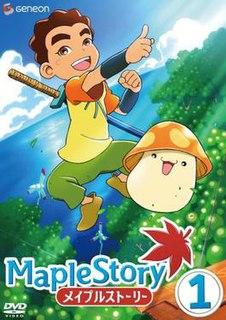 <i>MapleStory</i> (TV series) 2007 Japanese anime