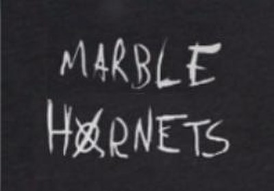 Picture of a TV show: Marble Hornets