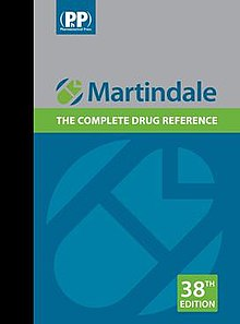 Martindale the complete drug reference 38th edition