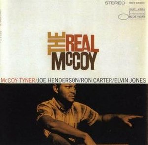 The Real McCoy (album) - Image: Mc Coy Tyner The Real Mc Coy