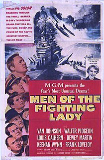 <i>Men of the Fighting Lady</i> 1954 film by Andrew Marton