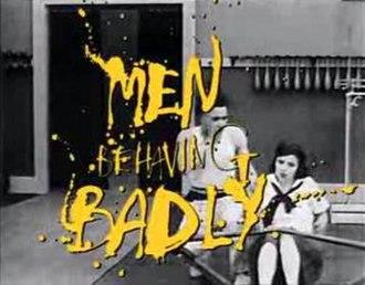 Men Behaving Badly (U.S. TV series) - Title screen