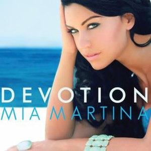 Devotion (Mia Martina album) - Image: Mia Devotion
