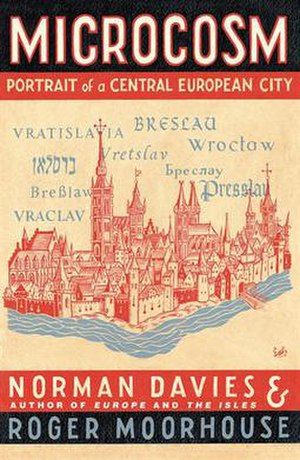 Microcosm: Portrait of a Central European City - Book cover
