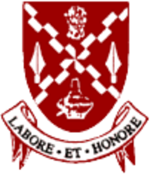 Midleton - Image: Midleton crest