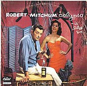 Album cover of Mitchum's calypso record, Calypso is Like So This image is a candidate for speedy deletion. It will be deleted after Thursday, 7 November 2007.