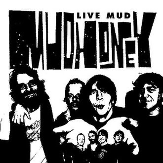 Live Mud - Image: Mudhoney Live Mud