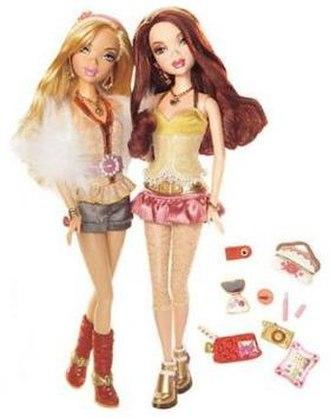 My Scene - Image: My Scene dolls Kennedy Chelsea Foto Fabulous