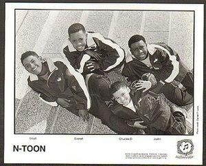N-Toon - N-Toon, 2000