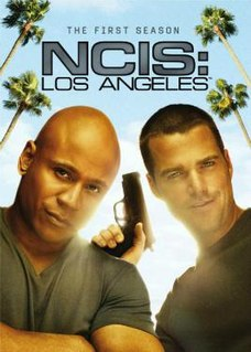 <i>NCIS: Los Angeles</i> (season 1) season of television series