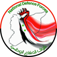 National Defence Forces Syria Logo Transparent.png