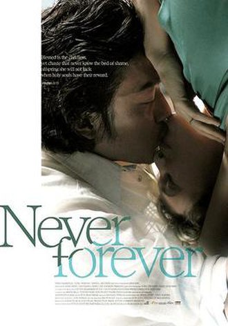 Never Forever - Theatrical release poster