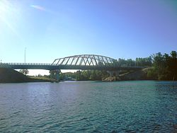 Sioux Narrows Bridge