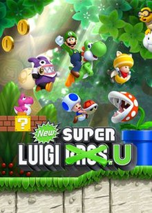 New Super Luigi U Wikipedia