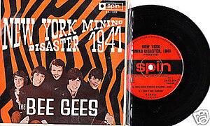 New York Mining Disaster 1941 (EP) - Image: Newyorkminingdisaste r 1941ep