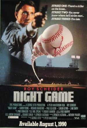 Night Game (film) - Image: Night Game (film)