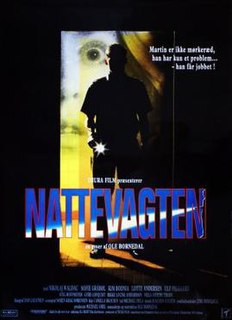 <i>Nightwatch</i> (1994 film) 1994 Danish thriller film directed by Ole Bornedal