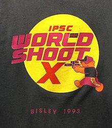Official logo of the 1993 IPSC Handgun World Shoot.jpg