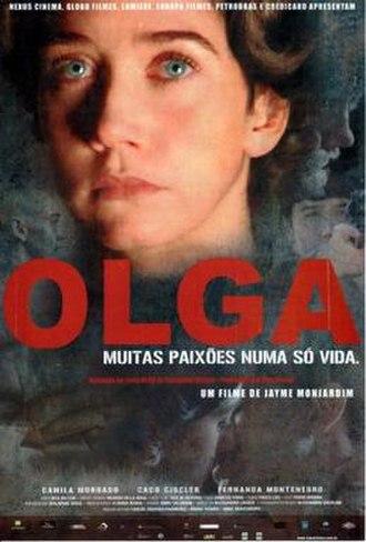 Olga (film) - Theatrical release poster