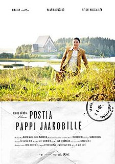 <i>Letters to Father Jacob</i> 2009 film directed by Klaus Härö