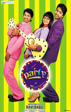 Party (2006 film) - Image: Party Movie Poster
