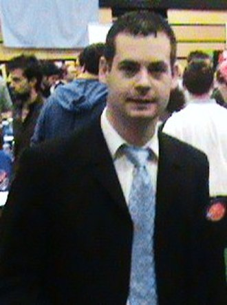 Donegal South-West by-election, 2010 - Image: Pearse Doherty