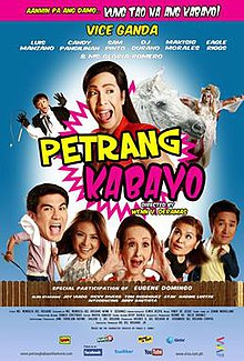 Petrang Kabayo 2 (2010)