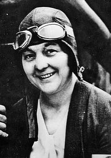 Phoebe Omlie American aviation pioneer