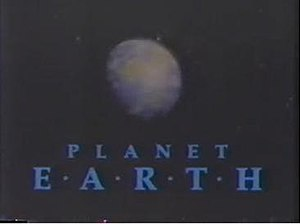 Planet Earth (1986 series) - Image: Planet Earth PBS 1986 title card