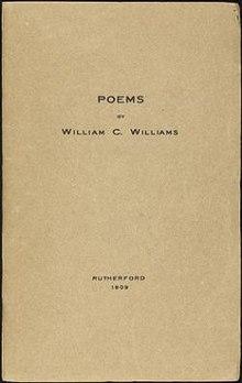 Poems William Carlos Williams Wikipedia