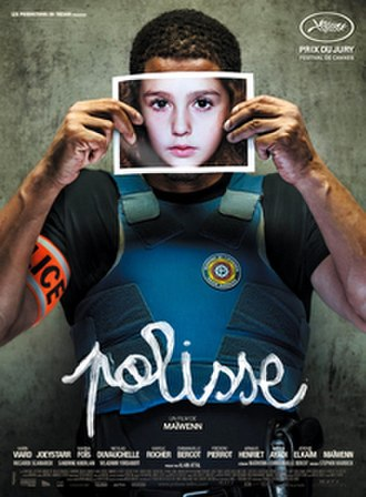 Polisse - Theatrical release poster