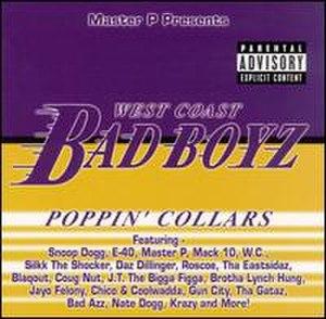 West Coast Bad Boyz, Vol. 3: Poppin' Collars - Image: Poppin Collars
