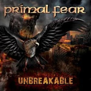 Unbreakable (Primal Fear album) - Image: Primal Fear 2012