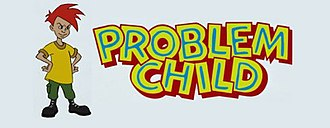 Problem Child (TV series) - Image: Problem Child TV Logo