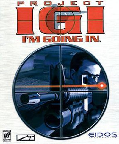 Picture of a game: Project I.G.I.: I'm Going In