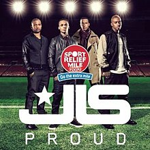 Proud (JLS song) - Wikipedia