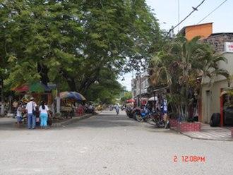 Puerto Boyacá - Image: Puerto Boyaca Street