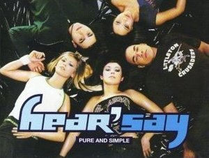 Pure and Simple (song) - Image: Pure and Simple single cover 2001